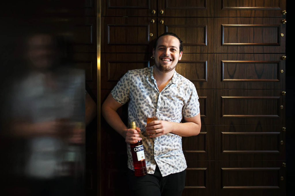 Watch Drinking For A Charitable Cause At Negroni Week video