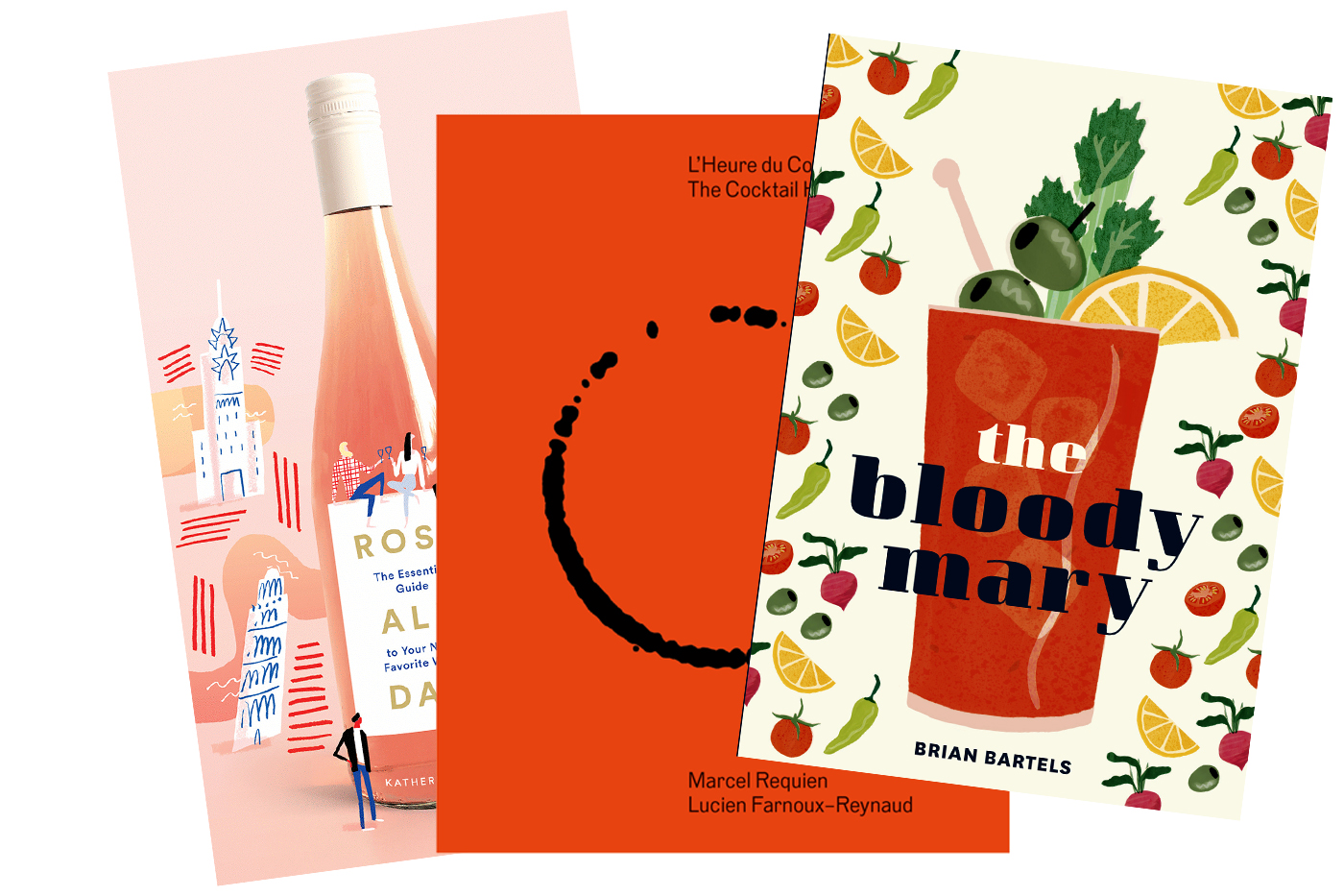 Ten new drink books to soak up knowledge from