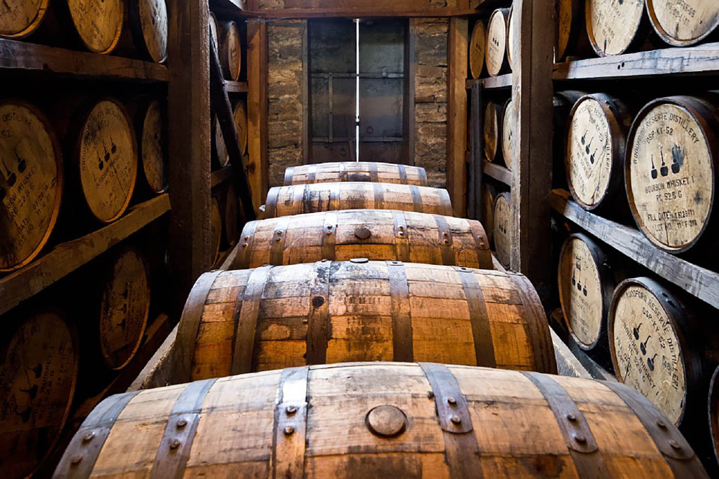 Alternative woods: casks go wild
