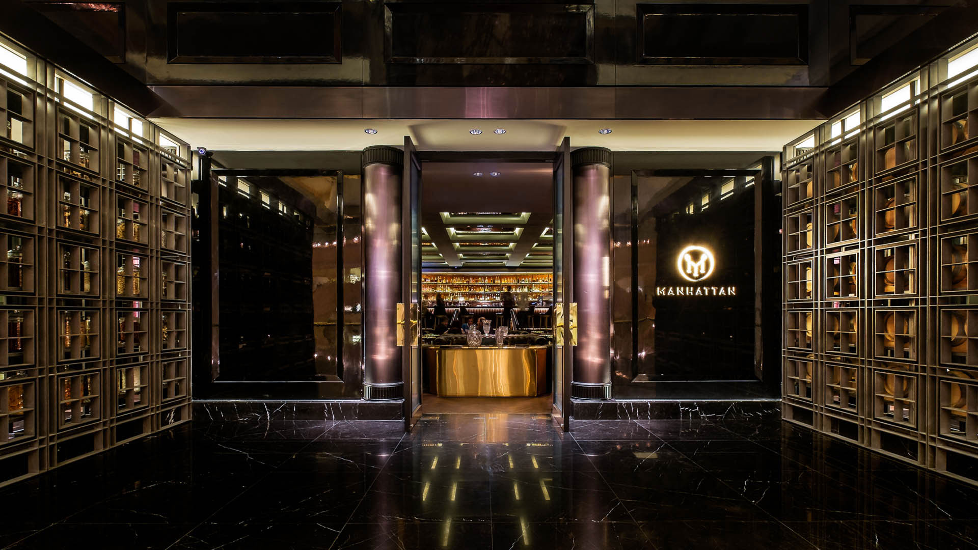 Manhattan takes the top spot at Asia's 50 Best Bars 2018 ...